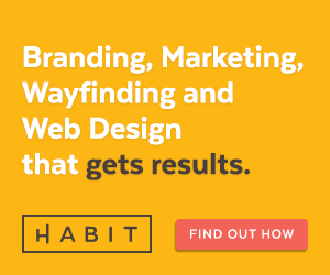 Habit - Branding, Marketing, Wayfinding and Web Design that gets results. Find out how.